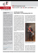 Rundbrief November 2014